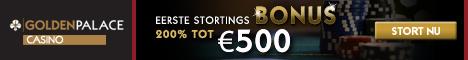 Ontvang gratis 5 euro bij Goldenpalace