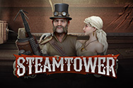 Netent Steam Tower videoslot