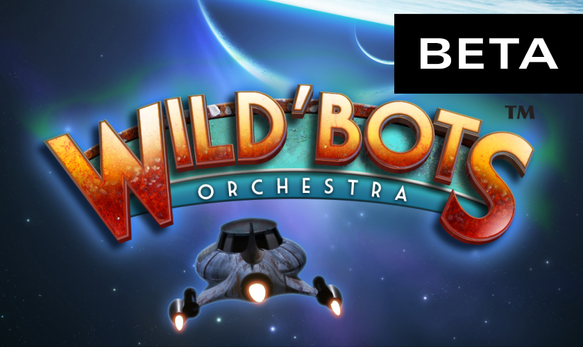 Wild Bots Orchestra videoslot Gaming1