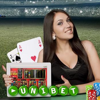 Verhoogde bonus van 300 euro bij Unibet casino