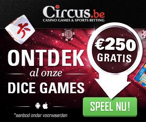 12 nieuwe spellen bij Circus Casino