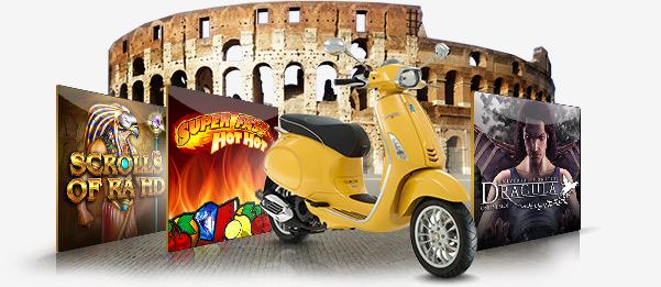 Viva Roma Toernooi bij casino777