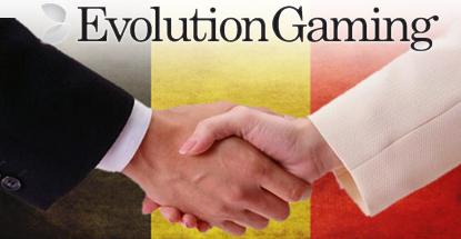 Evolution Gaming komt met live gaming studio naar België