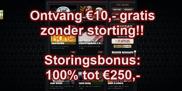 Bonussen bij Supergame.be