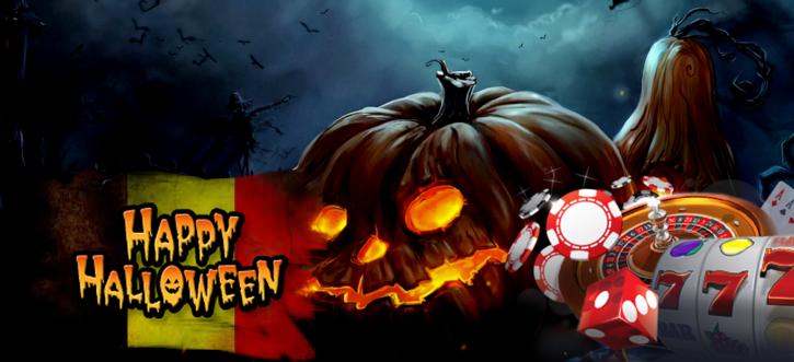 Videoslots speciaal voor Halloween in België
