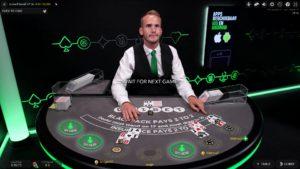 Unibet Live Blackjack België