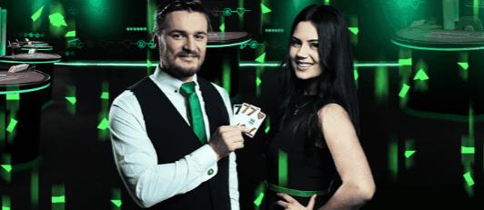 Unibet opent nieuw branded live casino in België