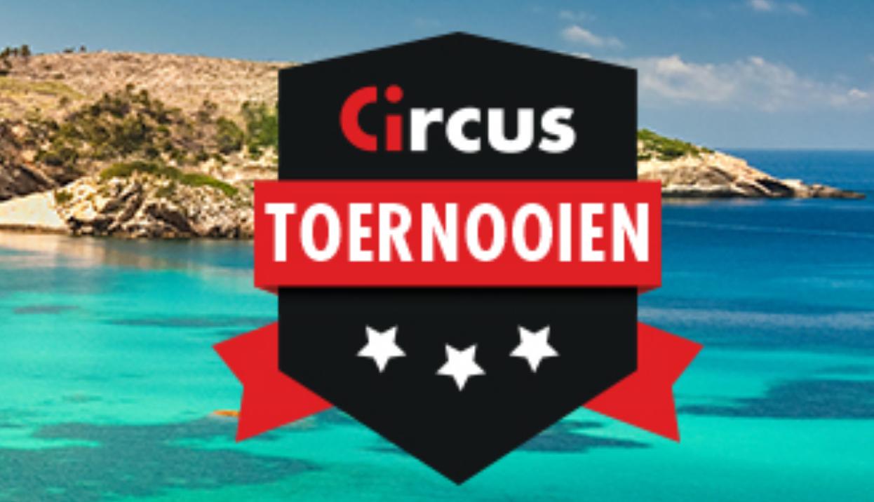Win in juni een vakantie naar Spanje met Circus.be