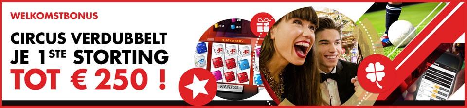 Circus heeft het beste dice game aanbod van Belgie