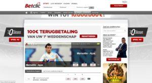 Review Betclic.be Sportsbook