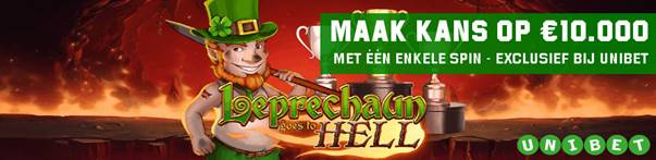 Win €10.000 op Leprechaun Goes to Hell