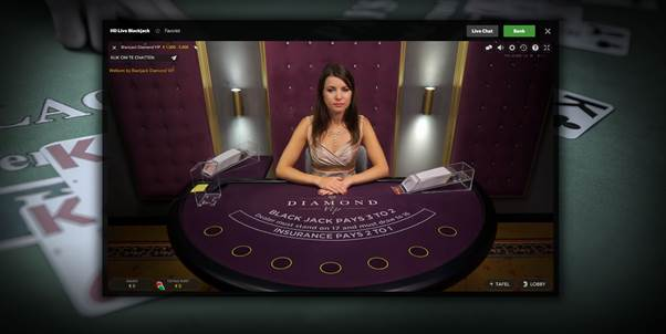Betway.be lanceert live dealer casino in België
