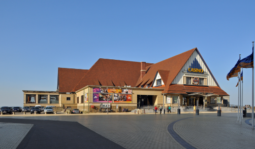Vergunning casino Middelkerke is tijdelijk verlengd