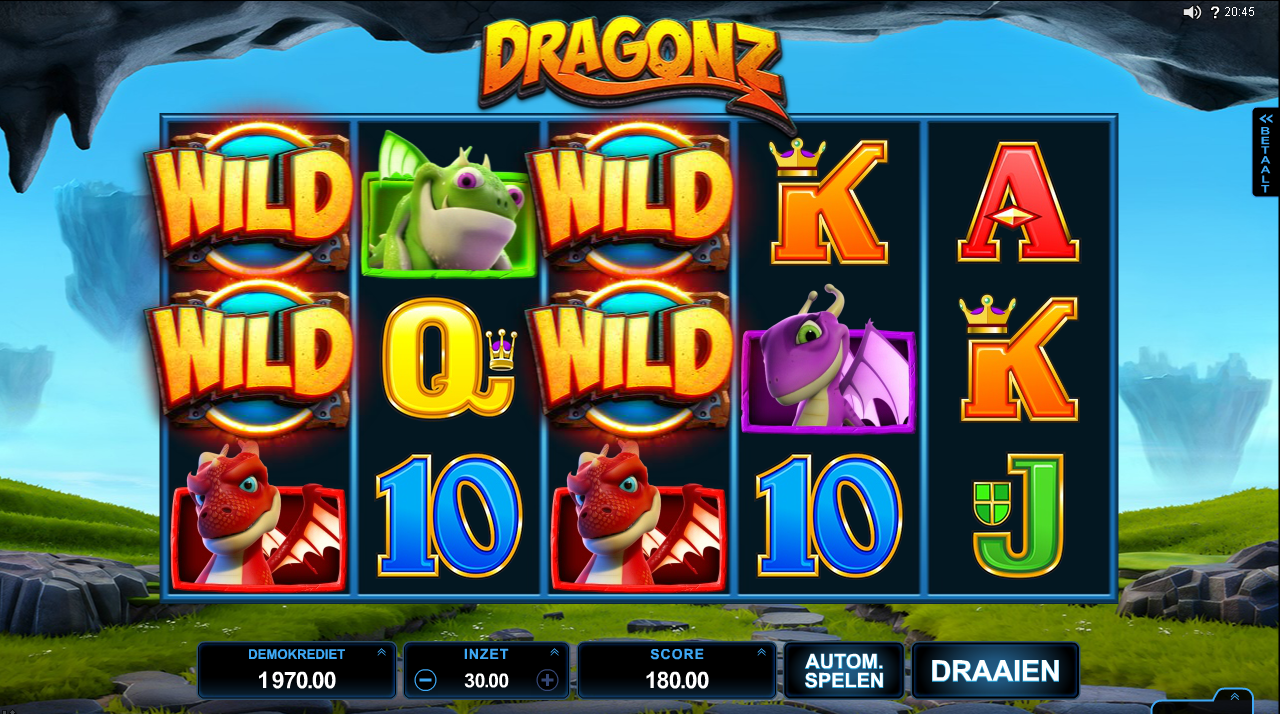 dragonz-videoslot