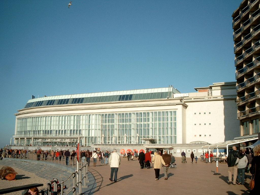 Oplossing voor overeenkomst casino Oostende
