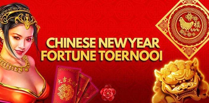 Chinees Nieuwjaar Casino777