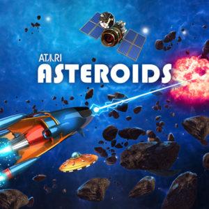 Astroids videoslot Pariplay