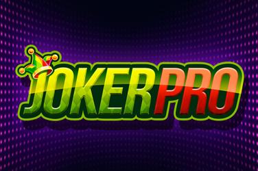 Joker Pro videoslot Netent