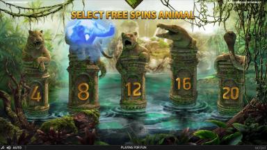 Kies zelf welke bonus game je speelt