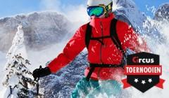 Win een skivakantie bij het februari toernooi op Circus.be