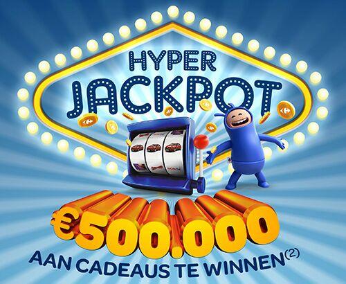 Hyper Jackpot Carrefour
