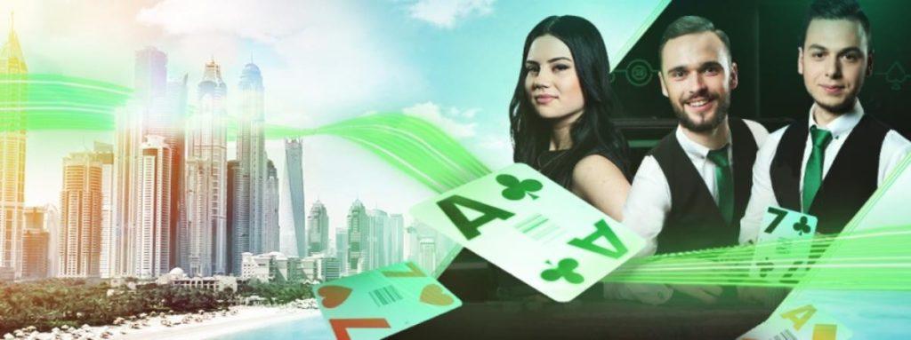 3 spannende Live Casino toernooien bij Unibet