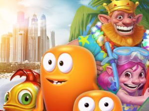 Grote gratis spins give away
