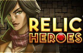 €10 000,- winst in 5 minuten op de Relic Heroes videoslot bij Circus.be