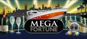 Speler wint3.6 miljoen euro op de Netent videoslot Mega Fortune