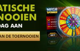 Speel gratis mee met de toernooien op Goldenvegas.be