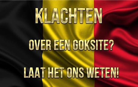 Klachten over een goksite in België?