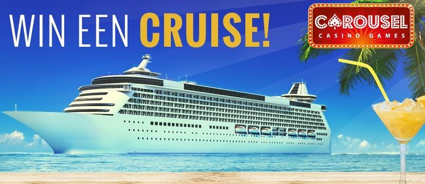 Win een cruise naar de Caraïben met Carousel casino