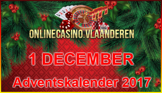 Adventskalender promoties 1 december 2017