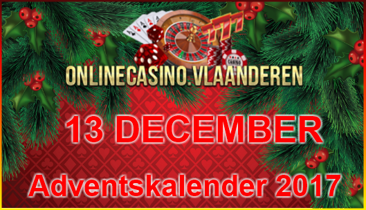 Adventskalender promoties 13 december 2017