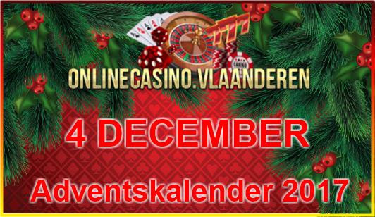 Adventskalender promoties 4 december 2017