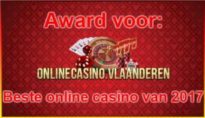 Stem mee! Wat is het beste online casino van 2017 in België?