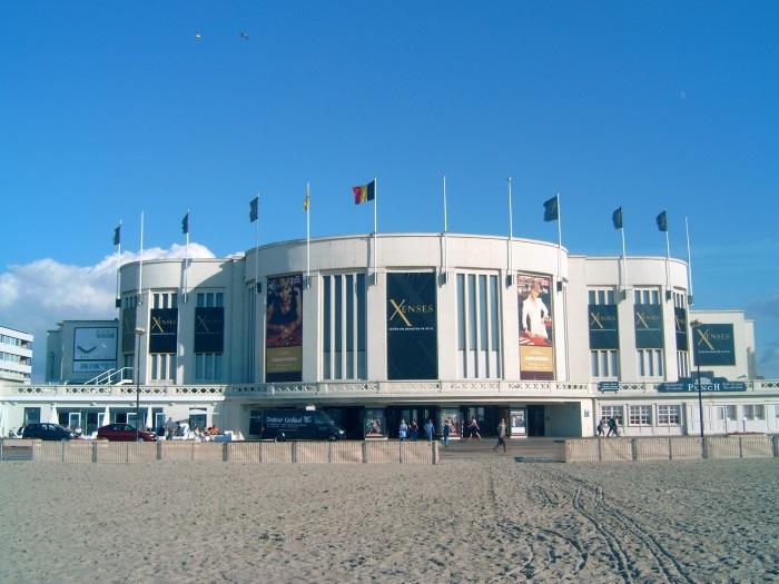 Ondergronds casino komt in Knokke-Heist