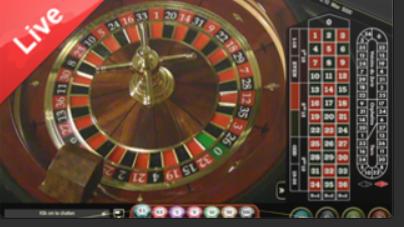 Automatische live Roulette bij Bingoal Casino