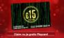 Ontvang een playcard twv €10,- bij Ladbrokes.be