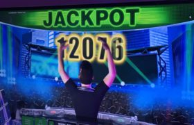 Slot machine DJ Hardwell aangekondigd door Stakelogic