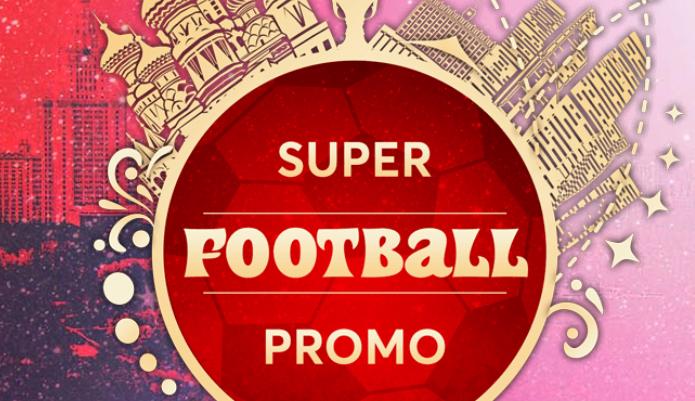 Win een voetbalpakket voor 2 personen naar Rusland bij Golden Palace