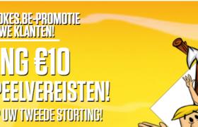 Ontvang €10,- gratis bij Ladbrokes zonder doorspeelvereisten