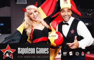 WK Promoties bij Napoleon Games