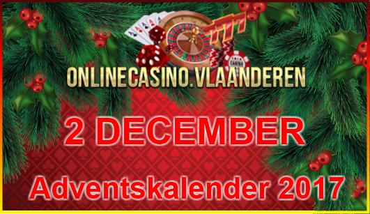 Adventskalender promoties 2 december 2017